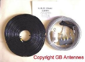 G.B. HF Antennes & Towers GB5RV 160-10L