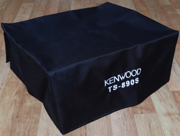 Staubschutzhaube textil bestickt, Kenwood TS-890S