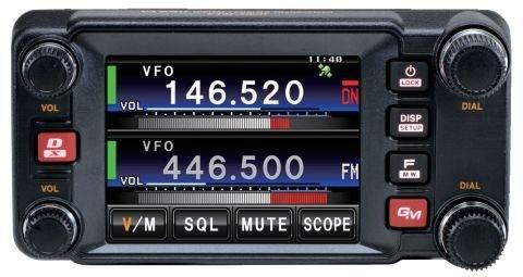 Yaesu FTM-400XDE