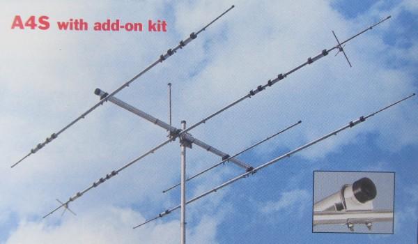 Zusatzkit 30 oder 40 m für A4S