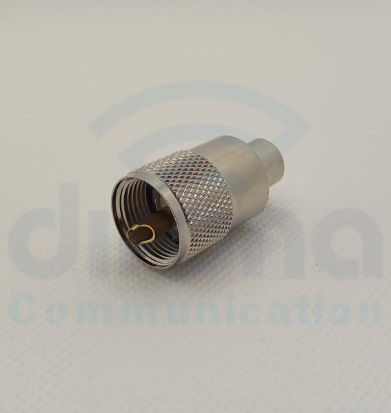 PL UHF Stecker RG58 (259/6TG)