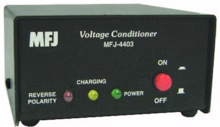 MFJ-4403 Spannungsregler