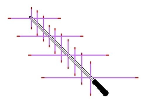 Arrow Antenna 146/437-14BP