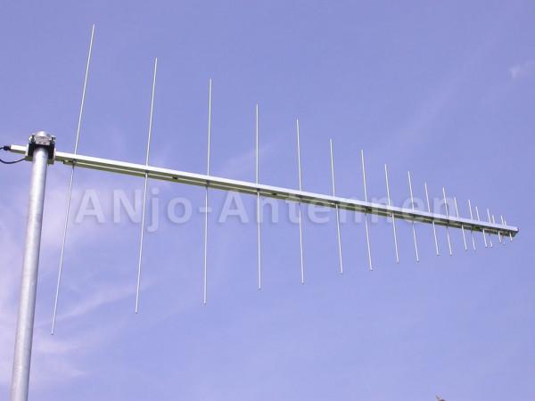 Breitband Log-Periodic 135 MHz - 1350 MHz