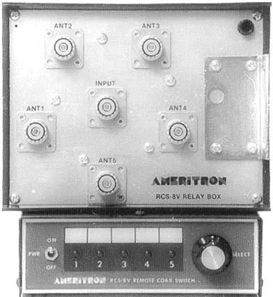 Ameritron RCS-8 VX