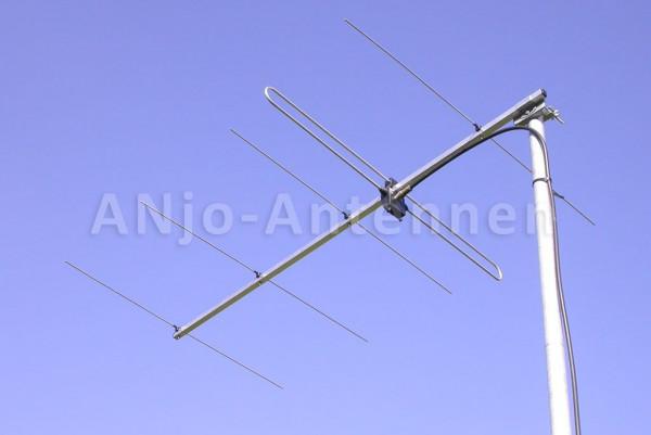 145 MHz 5 Element Vormast Yagi