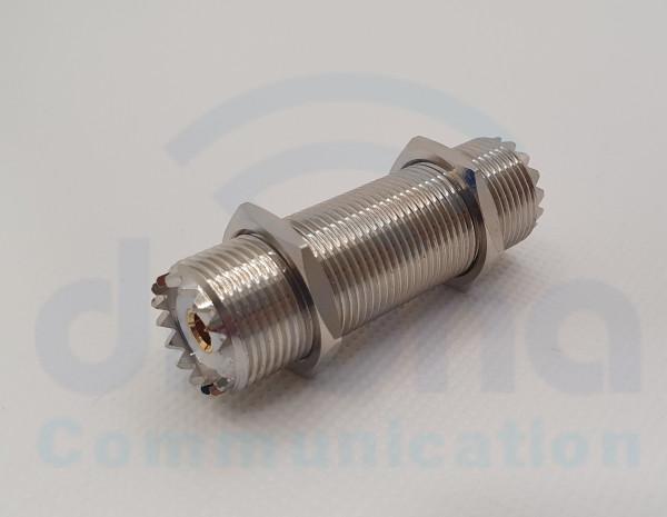 PL UHF Durchführungsverbinder w/w (NC 565 TG)