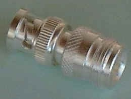 Adapter BNC(m) / N(w) (UG 349 STG)