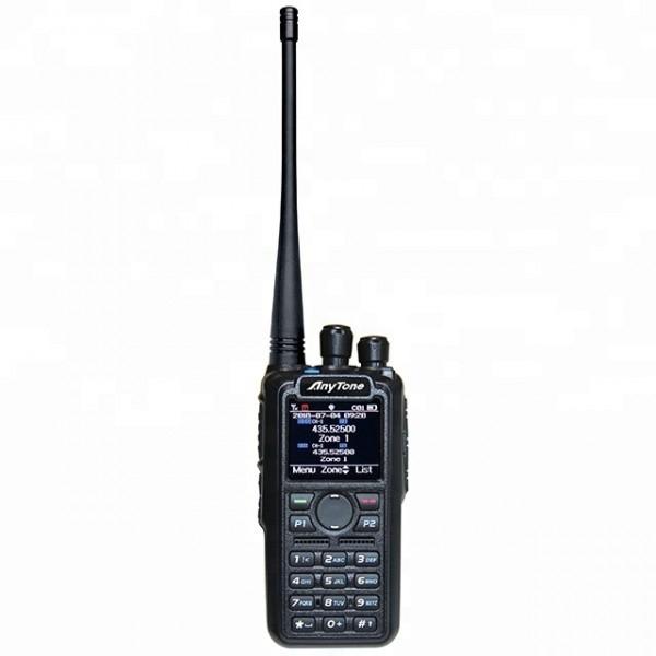 AnyTone D-878UV m. GPS und Bluetooth