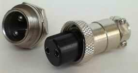 Mikrofonstecker / Buchse, diverse alte Modelle