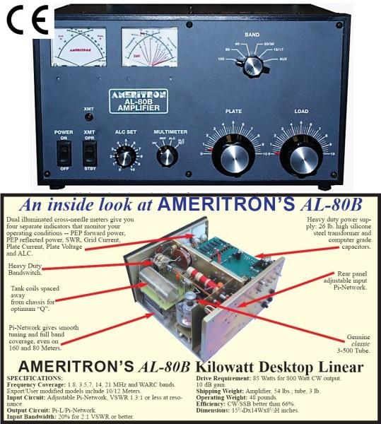 Ameritron AL-80 BXCE
