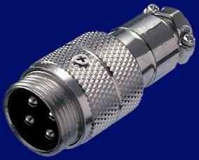 Mikrofonstecker 4-Pol