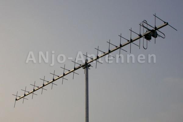 ANJO XYA 43232 - 435 MHz 2x16 Element X-Yagi
