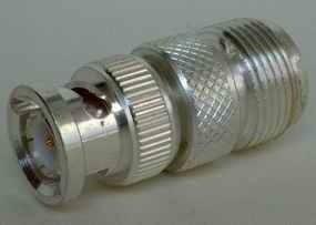 Adapter BNC(m)/PL(w) (A 255 TG)