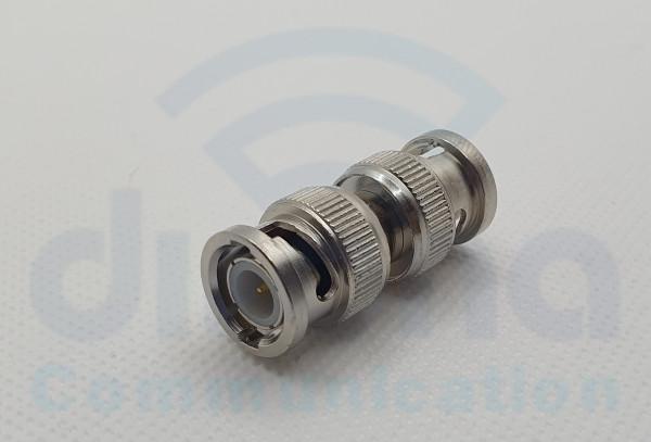 BNC Verbinder m/m (UG 491)