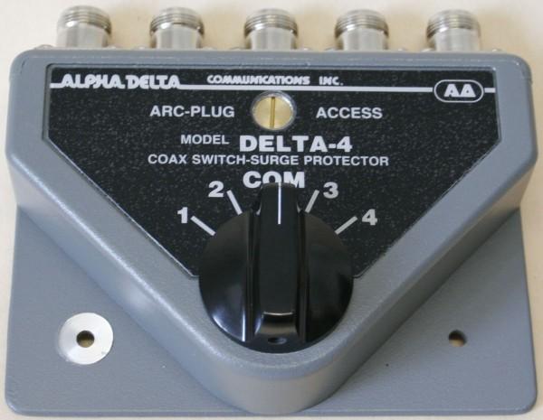 Alpha Delta DELTA-4B N