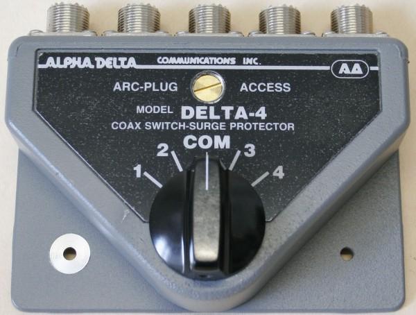 Alpha Delta DELTA-4B PL