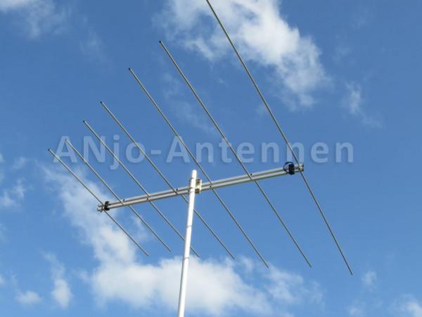 ANJO Log-Periodic 50 + 70 MHz