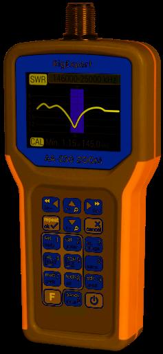 RigExpert AA-230 Zoom inkl. Bluetooth