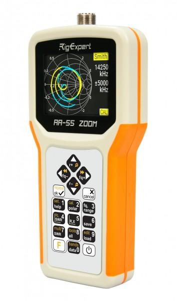RigExpert AA-55 Zoom mit Bluetooth Option