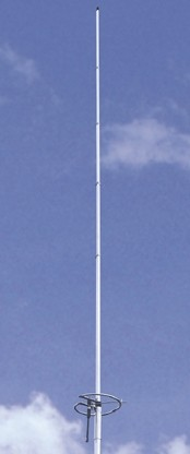 Monoband Vertical Antenne, 10 m Ringo 1KW PEP