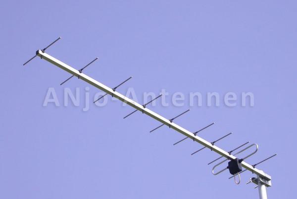 ANJO YA043510 - 435 MHz 10 Element Yagi