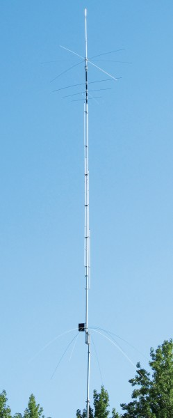 Vertikal Ant 80/40/30/20/17/15/12/10/6 1,5kW PEP