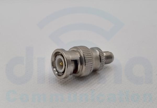 Adapter SMA(w)/BNC(m)