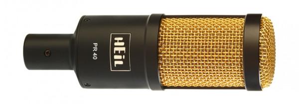 Heil PR-40BG dynamisches Handmikrofon schwarz-gold