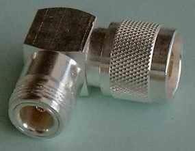 N Winkeladapter m-w (UG 27 TA)