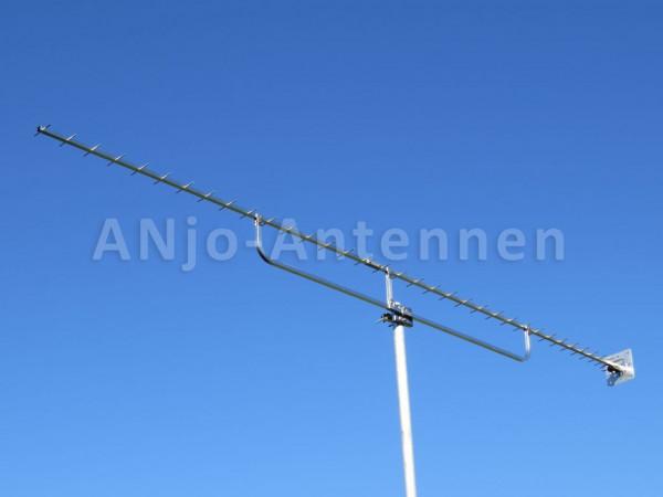 1296 MHz 37 Element Yagi