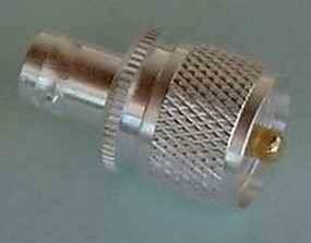 Adapter PL(m)/BNC(w) (UG 273 STG)